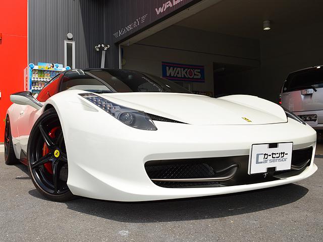 フェラーリ・458イタリアの画像 p1_15